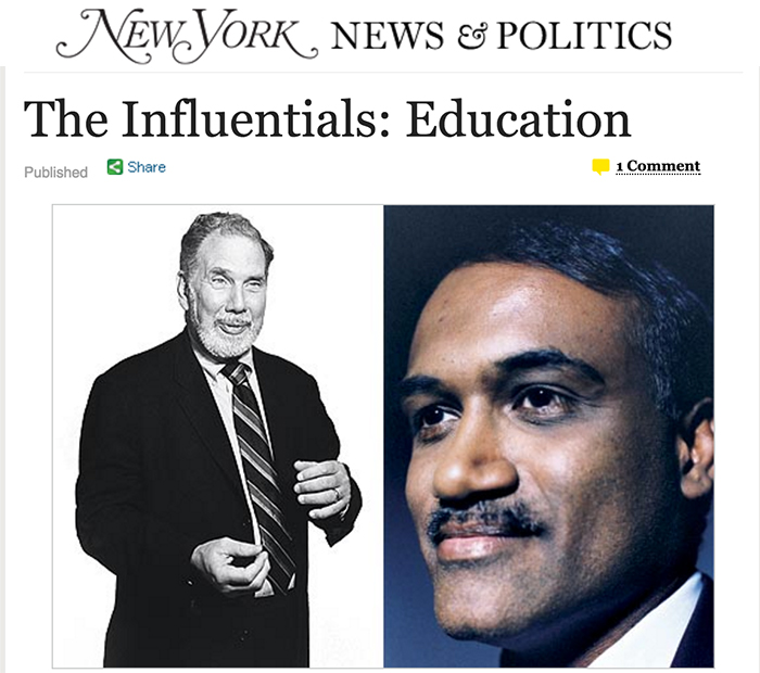 The Influentials: Education