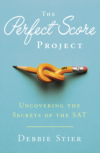 Advantage Testing tutors are featured in Debbie Stier's book, <em>The Perfect Score Project</em>.