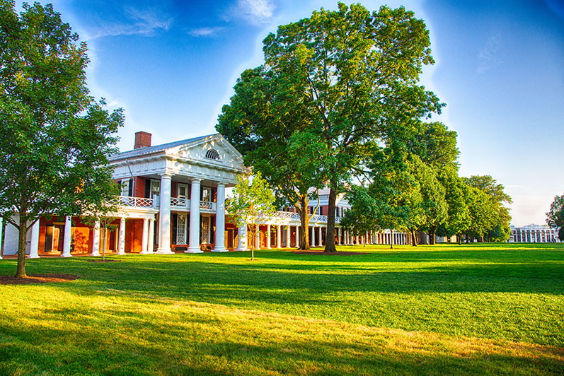 The University of Virginia School of Law will now accept the GRE, GMAT, or LSAT for admission
